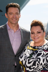 Jackman will be touring with Greatest Showman co-star Keala Settle.