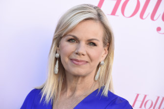 The real Gretchen Carlson, photographed last month.