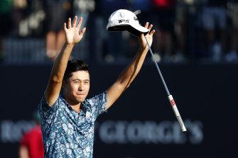 Dual major winner Collin Morikawa is one of several debutants for the American team.