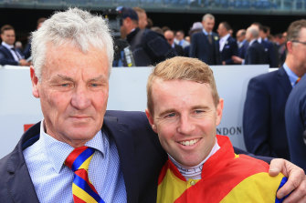 Greg Hickman and Tommy Berry might have found another good one in Travest.