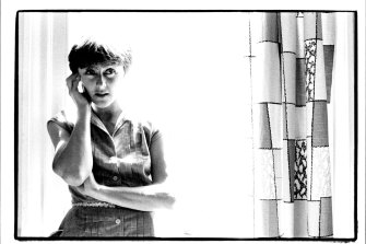 I like the simple, truthful mess of the dreams in the classic novel 'Monkey Grip'by Helen Garner (pictured in 1984).