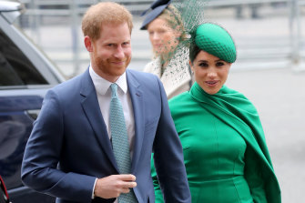 Prince Harry and Meghan have reportedly moved from Canada to the US.