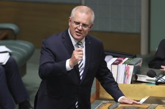 Prime Minister Scott Morrison says the Liberal and National Party organisations need to do more to get more women into Parliament.