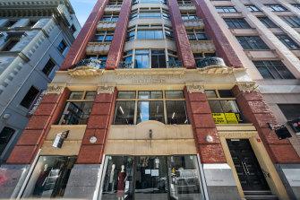 Rag traders Rodd & Gunn have leased office space on Flinders Lane.