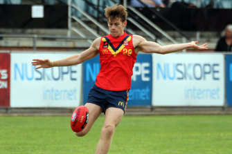 Promising draft prospect could miss two years of footy