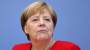 German Chancellor Angela Merkel said the EU will not renegotiate the Brexit agreement.