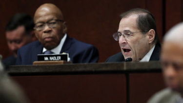 House Judiciary Committee Chair Jerrold Nadler has announced a sweeping investigation into allegations of corruption, obstruction, and abuses of power.
