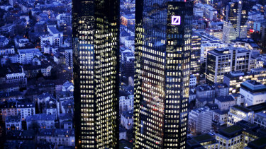 The Justice Department has been investigating Deutsche Bank since 2015, when agents were examining its role in laundering billions of dollars for wealthy Russians through a scheme known as mirror trading.
