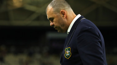 The five-year reign of Michael Cheika has had its share of inexplicable decisions.