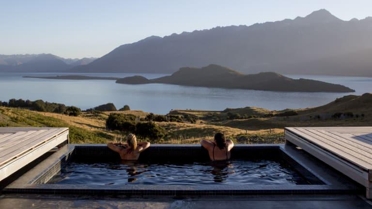 The Aro Ha Wellness Retreat,Glenorchy, South Island, New Zealand.