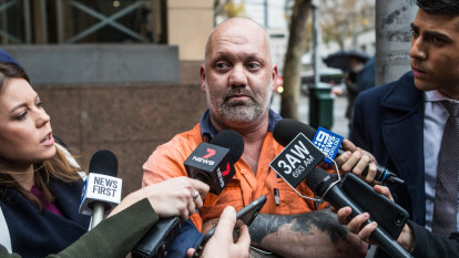 'Attack mine, god help yours': Father's threats to bashed top cop