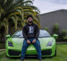 Lamborghini-driving bitcoin trader charged with drug trafficking