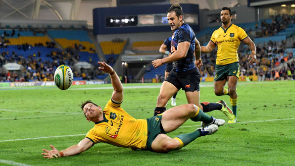 Cheika keeping Wallabies' playmaking cards close to his chest