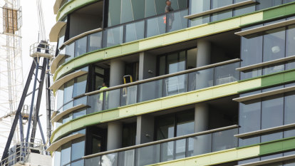 'Biggest shake-up in building laws in our state's history' follows Opal Tower debacle