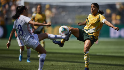 'As one': Australia, New Zealand unite for 2023 Women's World Cup bid
