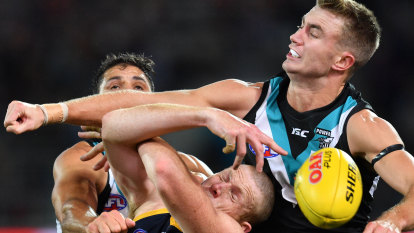 Port Adelaide's Dougal Howard wants to join St Kilda