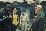 Idris Elba, Joel Kinnaman, David Dastmalchian and Peter Capaldi join the Squad.