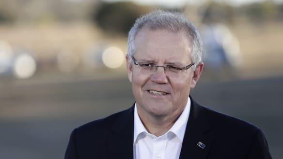 Prime Minister Scott Morrison announces $4.6 billion school funding fix