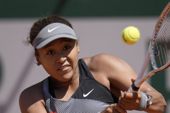 Naomi Osaka withdrew from the French Open.