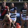 Mixed blessings for Essendon and Geelong
