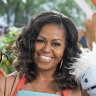 Knitting a jumper for Obama, Michelle contemplates retirement