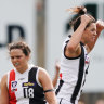 Lift in AFLW standard will 'pleasantly surprise': Layton