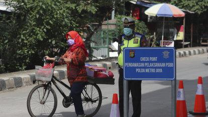 Indonesian exports defy pandemic downturn