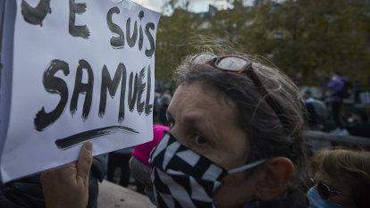 Teacher's beheading a brutal reminder of dormant extremism