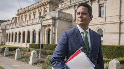 Budget back in black, but debt remains a dead weight on WA finances