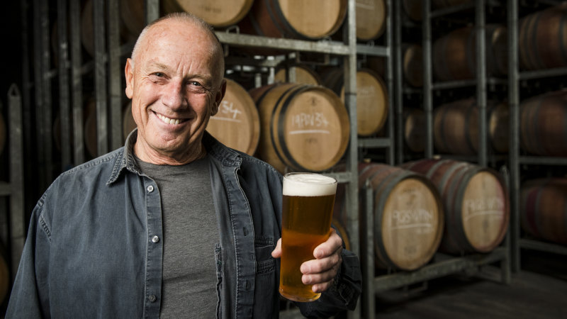 Craft brewing pioneer revives iconic Freo brand 35 years on