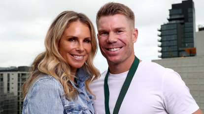 'Strength as a family': Warners ready for cricket's hub life