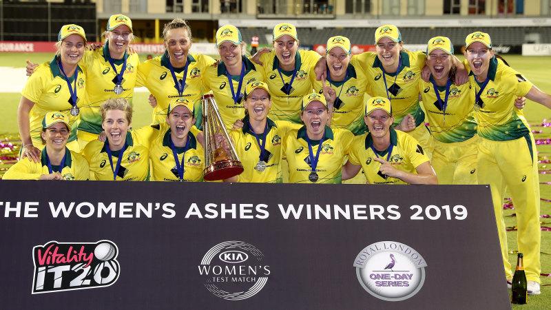 Great women behind the rehabilitation of men's Test team