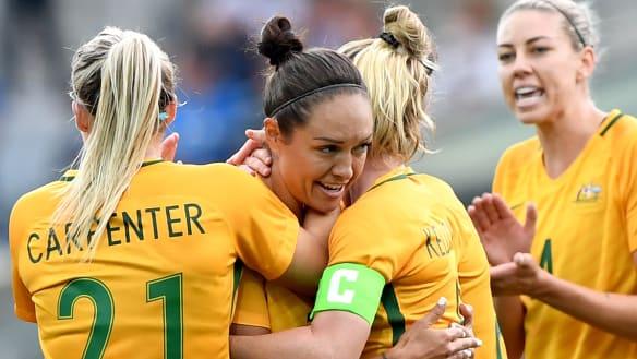 FIFA plans to launch global women's league