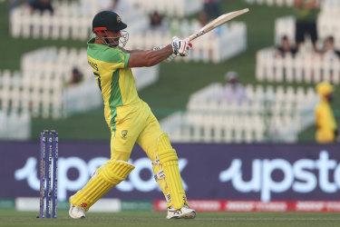Australia's Marcus Stoinis was his team's saviour.