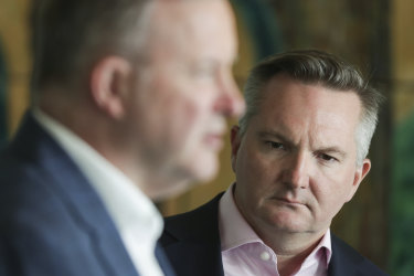Bowen tells Labor faithful the path back to government is through the suburbs