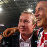 'It's time': Robinson declares Williams a 'certain' Roosters starter