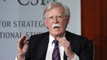 """[Trump] was so focused on the re-election that longer-term considerations fell by the wayside"": Bolton."