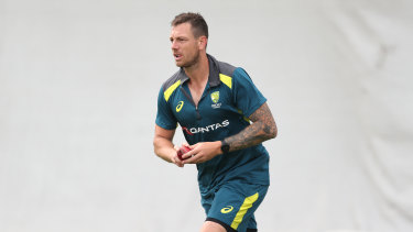 A fresh James Pattinson could now be unleashed in the third Test at Headlingley next week.