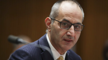 Home Affairs secretary Michael Pezzullo says we need to change the way we think about security.