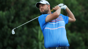 Marc Leishman was supportive of the postponement.