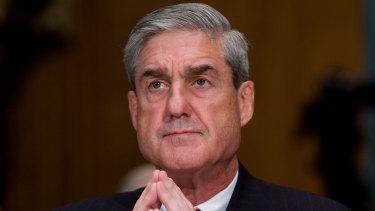 Russia probe Special Counsel Robert Mueller.
