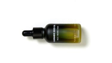 Tucker Browne Cannabis Seed Oil Face/Beard/Hair.