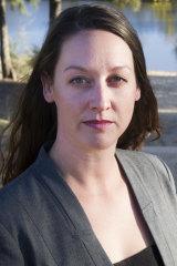 Royal Life Saving ACT chief executive officer Cherry Bailey.