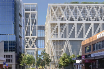 The Parramatta Powerhouse is likely to cost about $400 million to build.
