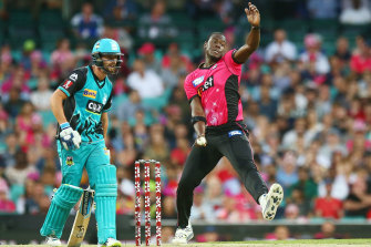 Carlos Brathwaite wants deeper commentary rather than focusing on players' physical abilities.