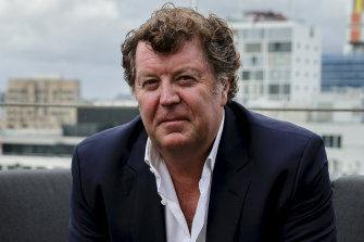 Southern Cross Austereo CEO Grant Blackley.