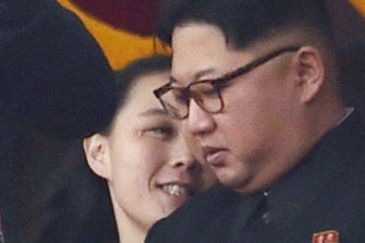 Kim Yo-jong reportedly abused staff and punished them for minor mistakes.