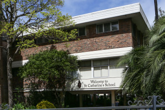 St Catherine's School at Waverley.