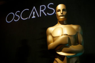 The Oscars have been postponed until April 25.