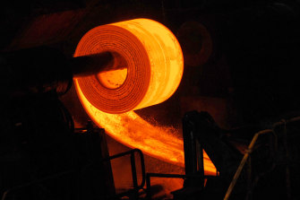 Citi says there has been a near-complete recovery in metals consumption outside China.